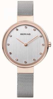 Bering Женская сетка из нержавеющей стали 12034-064