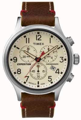 Timex Мужская скаутская хронографа TW4B04300