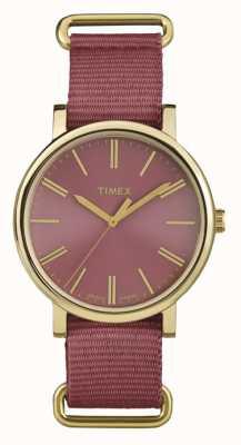 Timex Рубашка из розового набора из унисекса TW2P78200