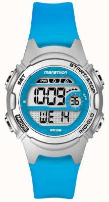 Timex Детский марафон-будильник хронограф синий TW5K96900