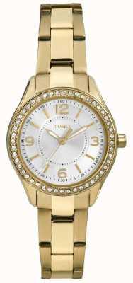 Timex Женские золотые майами мини TW2P80100