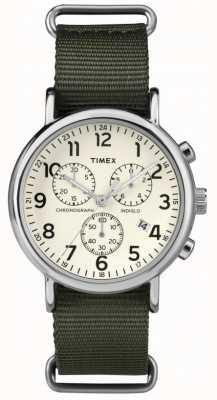 Timex Набор из хронографа для унисекса TW2P71400
