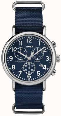 Timex Хронограф Unisex для детей TW2P71300