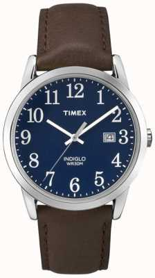 Timex Мужской синий циферблат TW2P75900