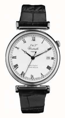 J&T Windmills Механические часы мужские bartholomew sterling silver WGS10000/08