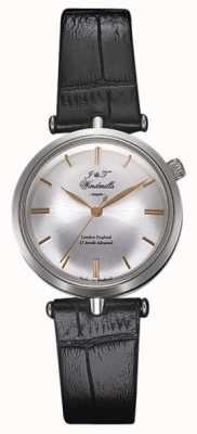 J&T Windmills Серебряный розовое золото WLS10001/06