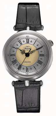 J&T Windmills Womans throgmorton механические часы стерлингового серебра WLS10002/50