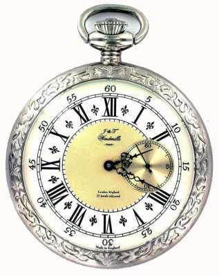 J&T Windmills Мужские карманные часы milton WGP10001/50