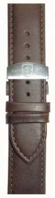 Elliot Brown Мужская 22-мм коричневая восковая седловая кожа STR-L09