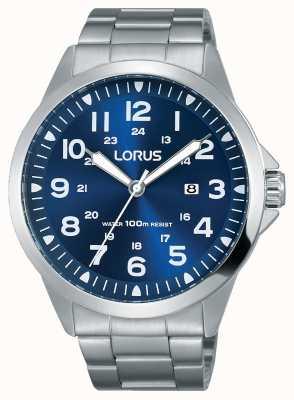 Lorus Мужской браслет из нержавеющей стали RH925GX9