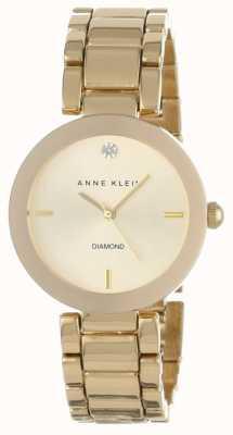 Anne Klein Золотой браслет золотой браслет золота AK/N1362CHGB