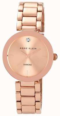 Anne Klein Женщин розового золота тона браслет розового золота набрать AK/N1362RGRG