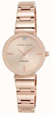 Anne Klein Женщин розового золота тона браслет розового золота набрать AK/N2434RGRG