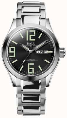 Ball Watch Company Mens engineer ii генезис автоматической нержавеющей стали NM2026C-S7-BK