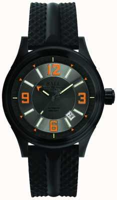 Ball Watch Company Fireman racer dlc автоматический резиновый ремешок серый циферблат NM3098C-P1J-GYOR