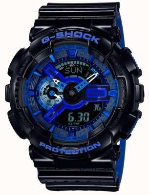 Casio G шок мужские часы браслет из смолы GA-110LPA-1AER