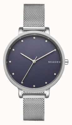 Skagen Женские серебряные часы скаген | ремешок из нержавеющей стали | SKW2582