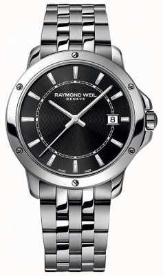 Raymond Weil Черный циферблат черного цвета 5591-ST-20001