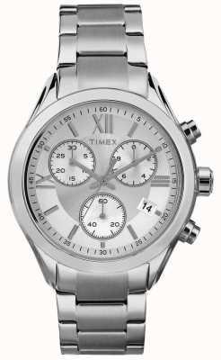 Timex Серебряный тон TW2P93600