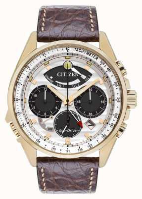 Citizen Мужская калибровка 2100 хронометр с ограниченным тиражом AV0068-08A