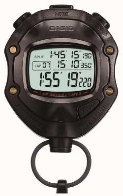 Casio Цифровой рефери секундомер с хронографом HS-80TW-1EF