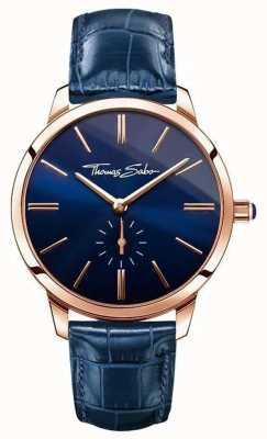 Thomas Sabo Женская глянцевая спиртовая кожа WA0250-270-209-33