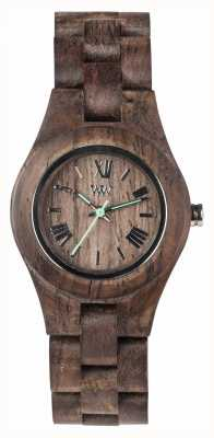 WeWood Жесткий деревянный ремешок для женщин choco choco 70210511