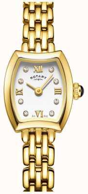 Rotary Женские позолоченные коктейльные часы LB05055/01