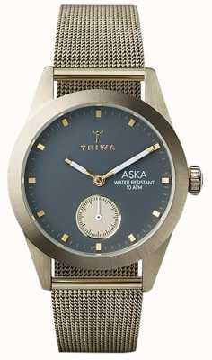 Triwa Женская золотая сетка аш-аска AKST103-MS121717