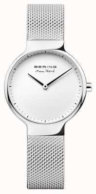 Bering Дамы max rené сменный сетчатый ремень 15531-004