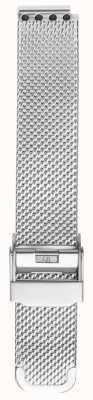 Bering Серебряный сетчатый ремень для женщин PT-15531-BMCX