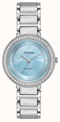 Citizen Женщины-эко-силуэт EM0480-52N