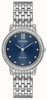 Citizen Женщины-эко-силуэт EX1480-58L