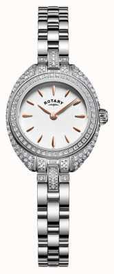 Rotary Браслет из белого золота LB05087/02