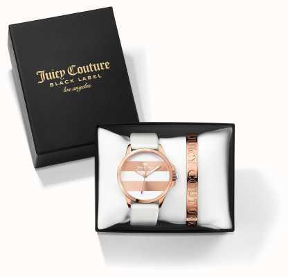 Juicy Couture Подарочный набор для часов с бриллиантами из белого золота с бриллиантами 1950007