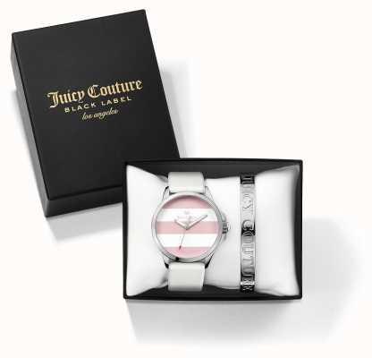 Juicy Couture Женские серебряные браслеты из белого серебра и часы 1950009