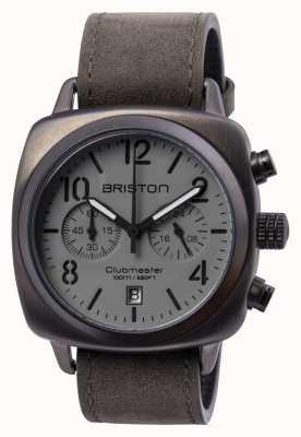 Briston Классический стальной хронометр 15140.SPG.C.12.LVB