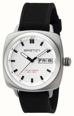 Briston Ex-display мужская clubmaster sport steel hms white 16342.S.SP.2.RB-EX-DISPLAY