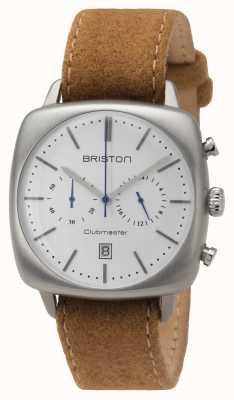 Briston Мужское clubmaster vintage steel beige 16140.S.V.2.LFCA