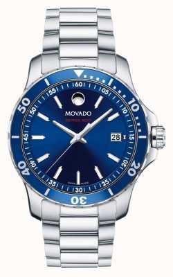 Movado Мужская серия 800 часов производительности стали алюминиевые спортивные 2600137