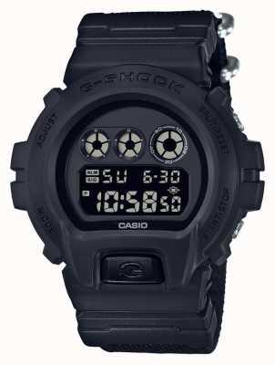 Casio Mens g-shock черная ткань DW-6900BBN-1ER