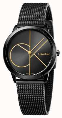 Calvin Klein Женская минимальная черная сетка K3M224X1