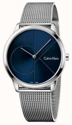 Calvin Klein Мужской минимальный ремень из нержавеющей стали K3M2112N
