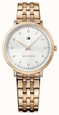 Tommy Hilfiger Womans pippa розовое золото 1781760