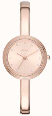 DKNY Женские куртки розовые тонированные браслеты NY2600
