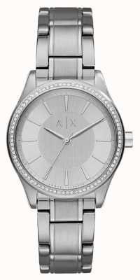 Armani Exchange Женские часы из нержавеющей стали AX5440