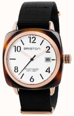 Briston Мужская клубная классическая черная ткань 17240.PRA.T.2.NB