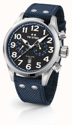 TW Steel Синие мужские мужские часы VS37