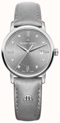 Maurice Lacroix Женщины элирос серый EL1094-SS001-250-1