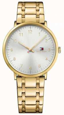 Tommy Hilfiger Мужские james pvd позолоченные часы 1791337
